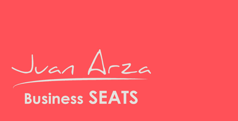 Juan Arza Business Seats