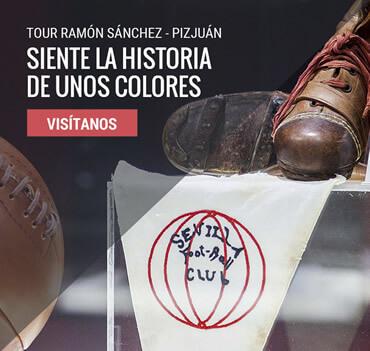 Tour Ramón Sánchez - Pizjuán
