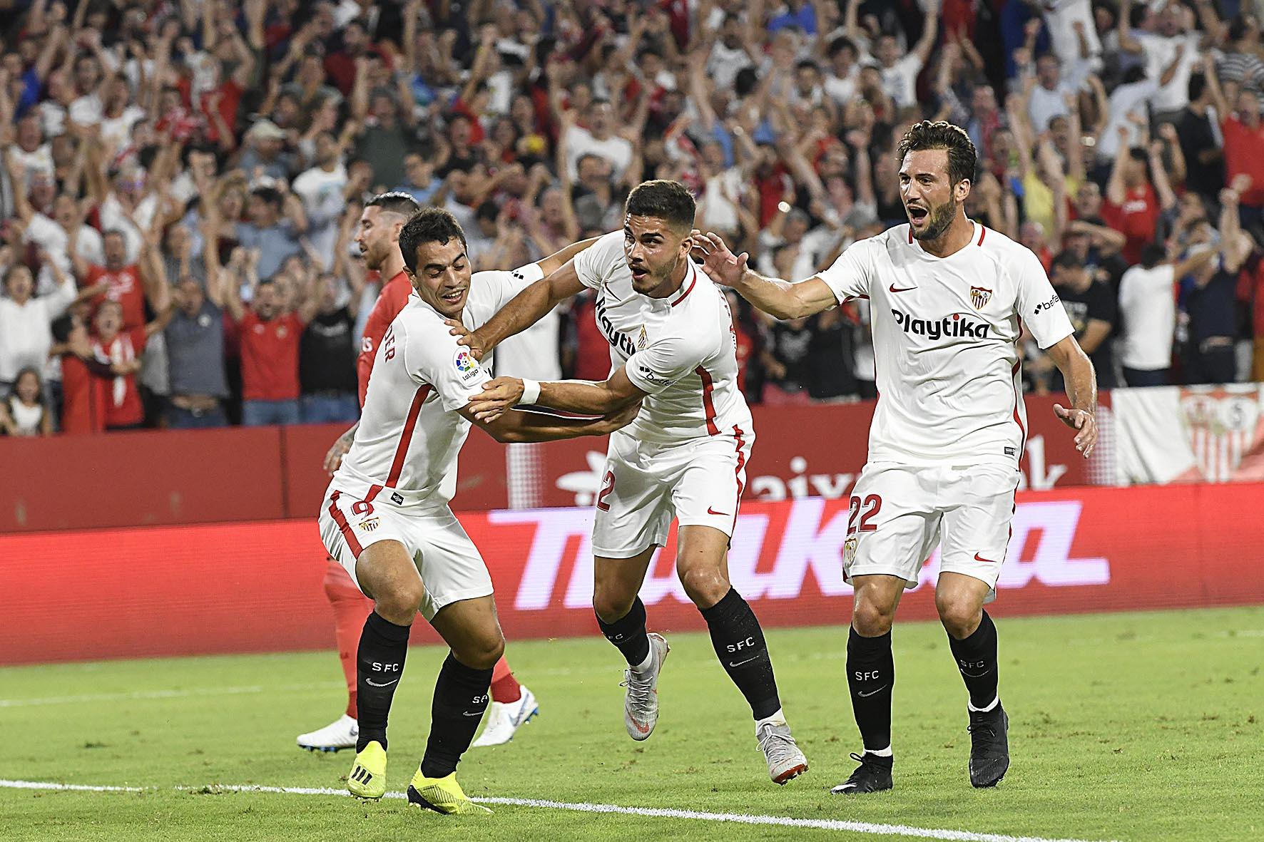 Sevilla FC-Real Madrid