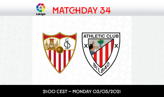 Kick off time: Sevilla FC vs Athletic Club