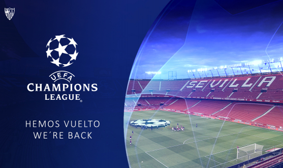 Sevilla FC will play in the Champions League next season