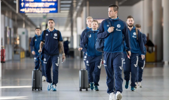 Schalke 04 leaving Germany