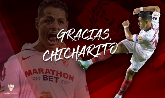 Thank you, Chicharito!