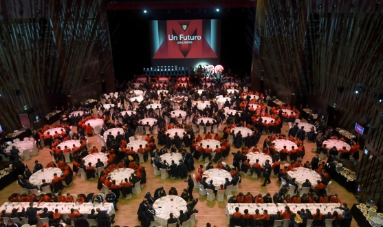 The 130th anniversary dinner