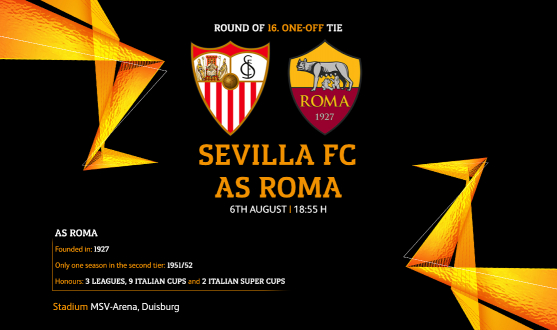 Preview: Sevilla FC vs AS Roma