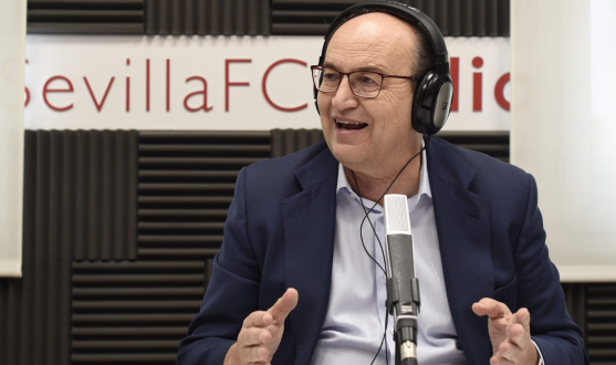 José Castro, on SFC Radio