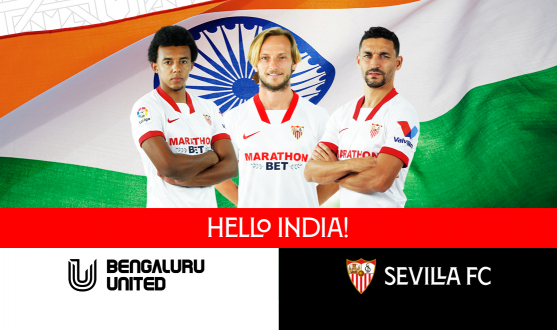Sevilla FC and Bengaluru United join hands