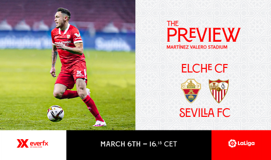 Preview: Elche CF vs Sevilla FC
