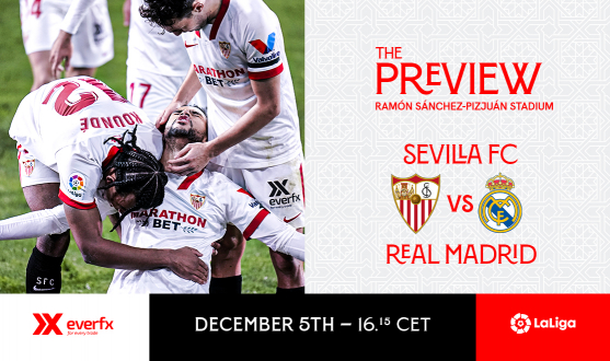 Preview Sevilla FC-Real Madrid