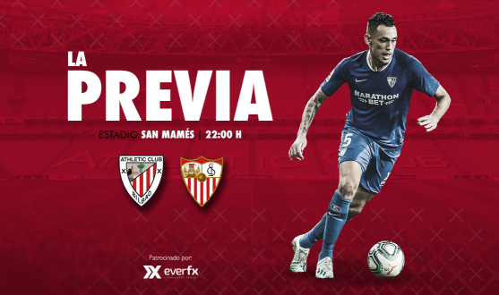 La previa del Athletic Club- Sevilla FC