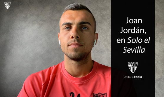 Joan Jordán en SFC Radio