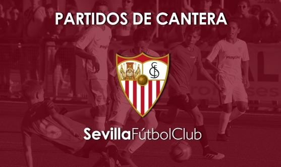 Sevilla FC's Youth team matches