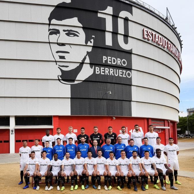 Hilo del Sevilla FC Foto1