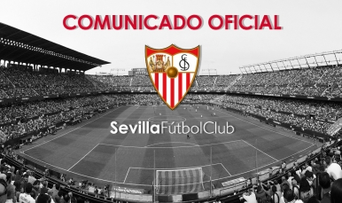 Official Sevilla FC Statement