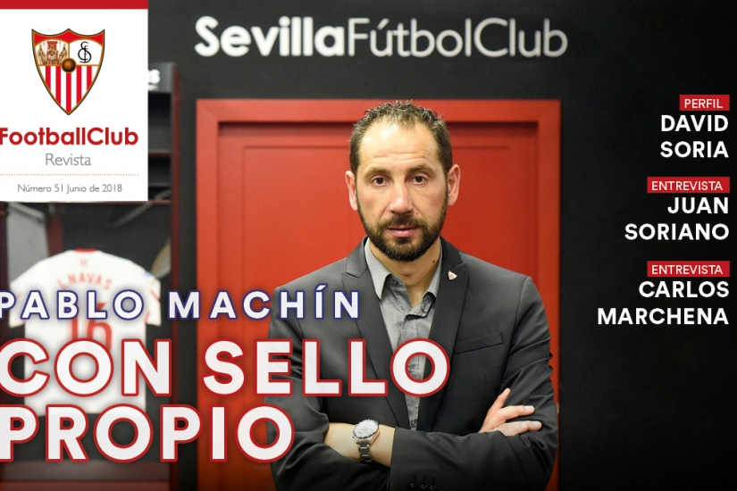 Portada del Nº 51 de la Revista Football Club