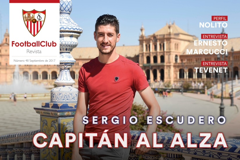 Portada de la Revista Football Club correspondiente al número 48