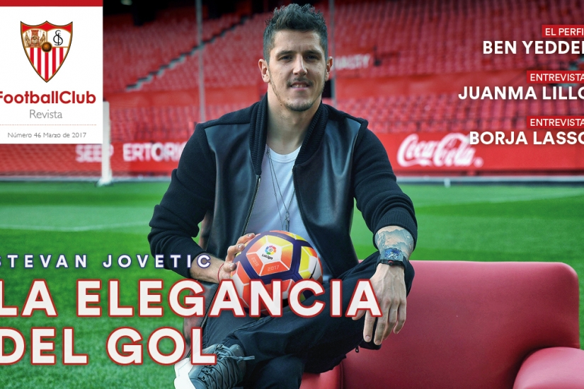 Portada Revista Football Club nº 46