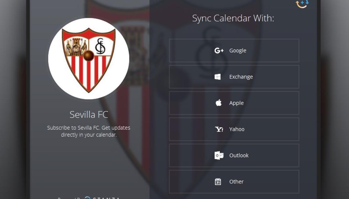 Calendario Sevilla.Suscribete A Nuestro Calendario Para Tener Actualizada Toda La