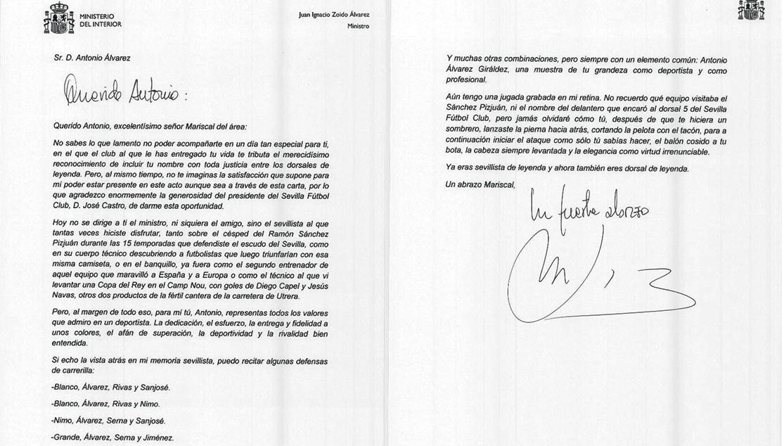 El ministro zoido a a lvarez representas todos los for Ultimas declaraciones del ministro del interior
