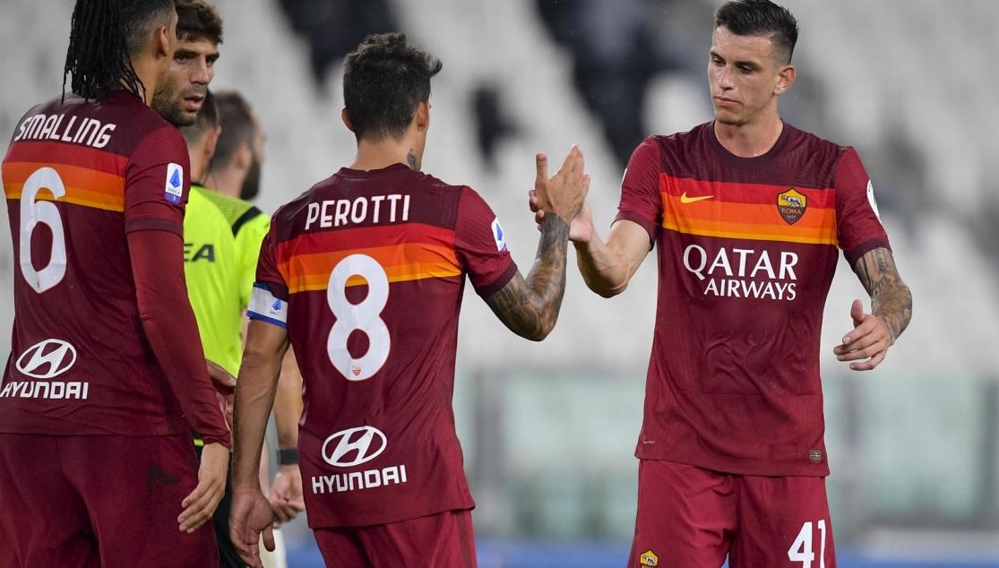 La As Roma Vence Antes Del Duelo Europeo Sevilla Fc