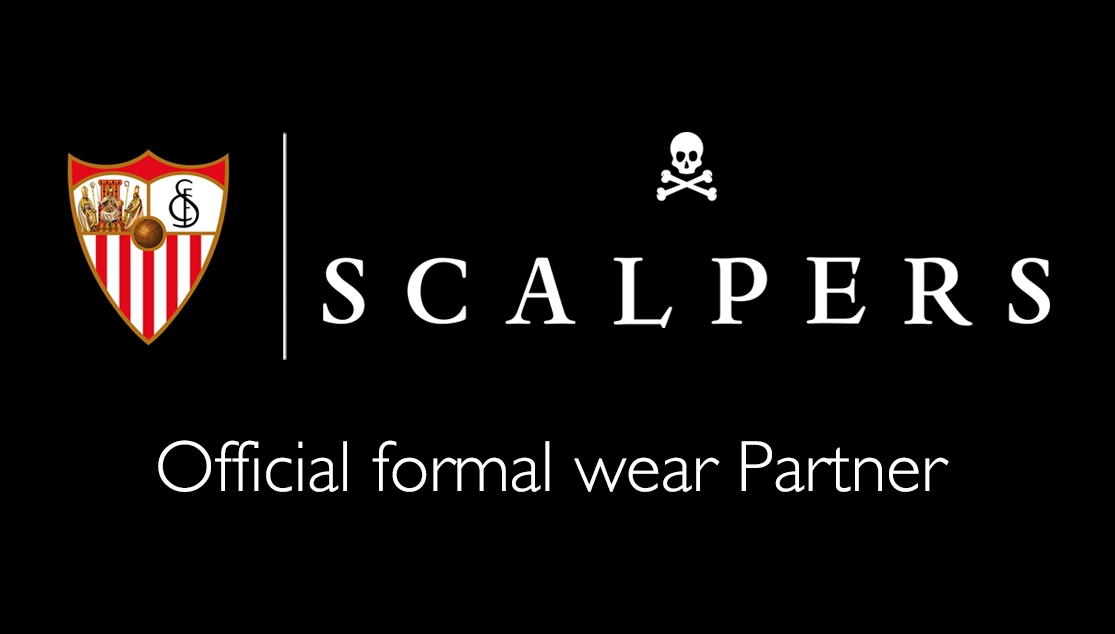 Scalpers, official formal wear partner