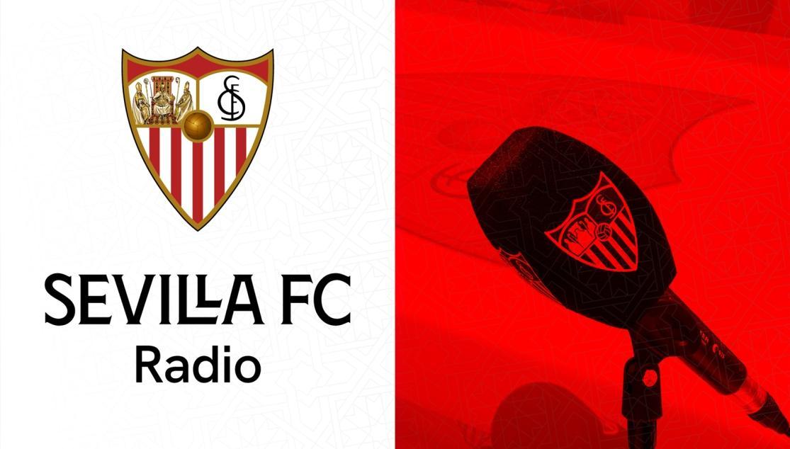 DOMINGO DE FÚTBOL EN SEVILLA FC RADIO: MÁS DE OCHO HORAS ININTERRUMPIDAS EN DIRECTO