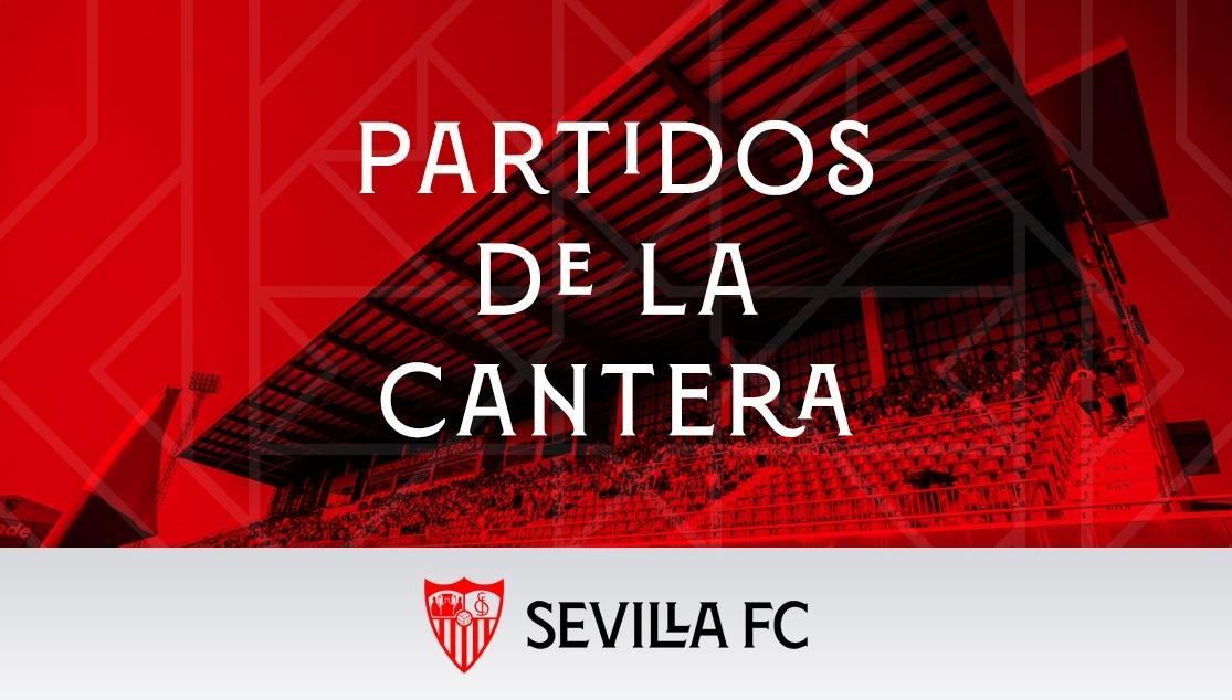 PARTIDOS DE CANTERA (19-24 DE OCTUBRE)