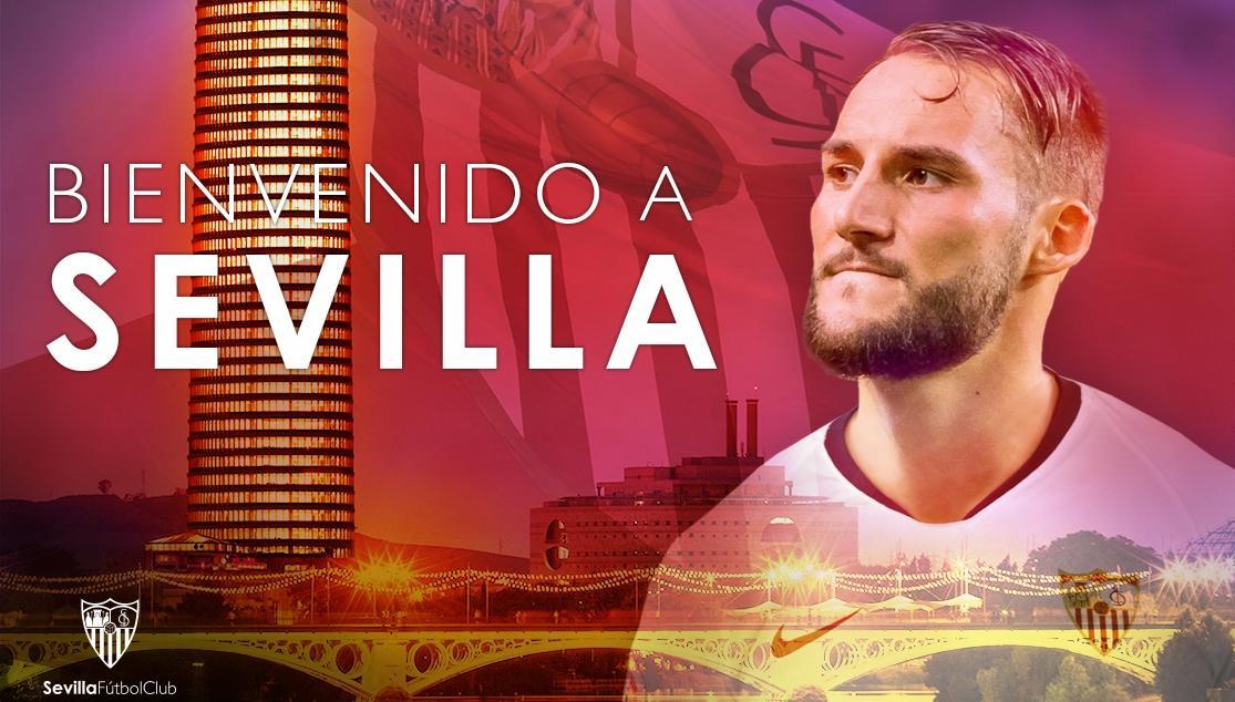 Fichaje-Gudelj-Noticia-Interior Gudelj ya es jugador del Sevilla - Comunio-Biwenger