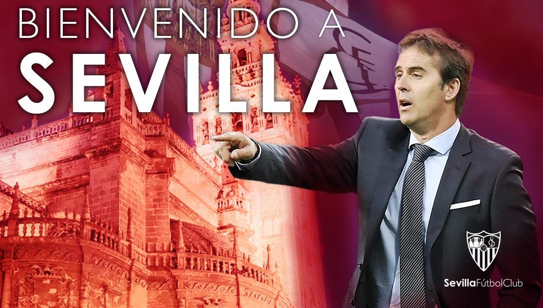 Fichaje-Lopetegui-Noticia-Interior Julen Lopetegui nuevo entrenador del Sevilla - Comunio-Biwenger