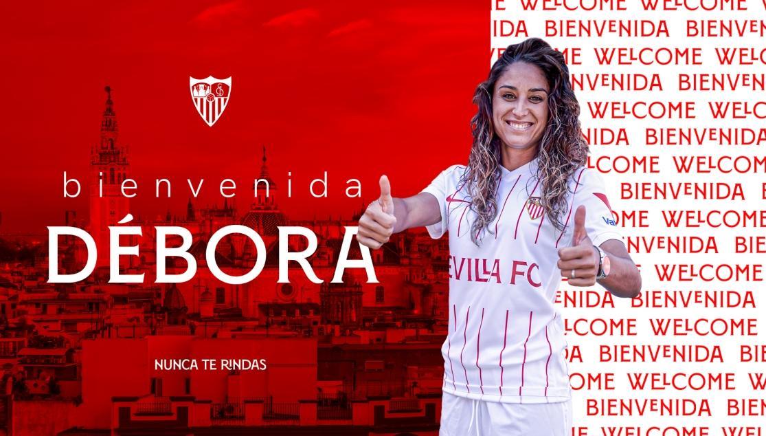 Débora García, Sevilla FC Femenino