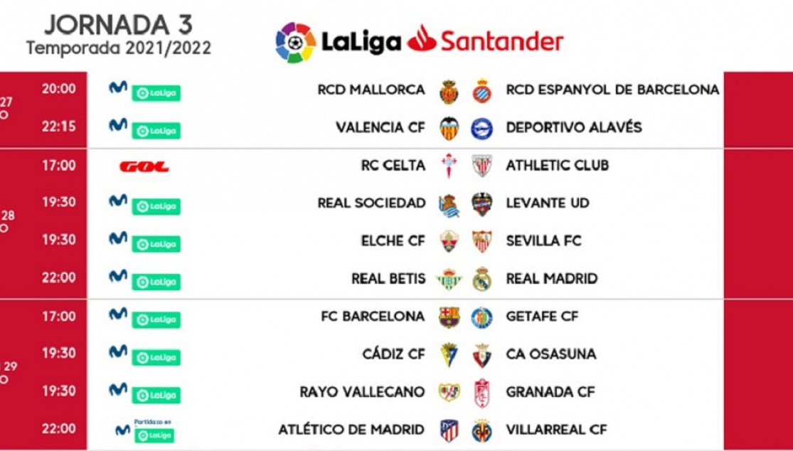 EL SEVILLA FC VISITARÁ AL ELCHE CF EL SÁBADO 28 DE AGOSTO DESDE LAS 19.30 HORAS