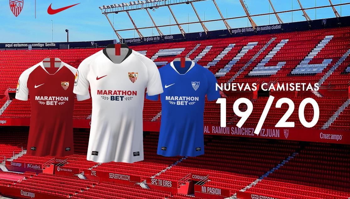 420658c3 LAS NUEVAS EQUIPACIONES 19/20   SEVILLA FC