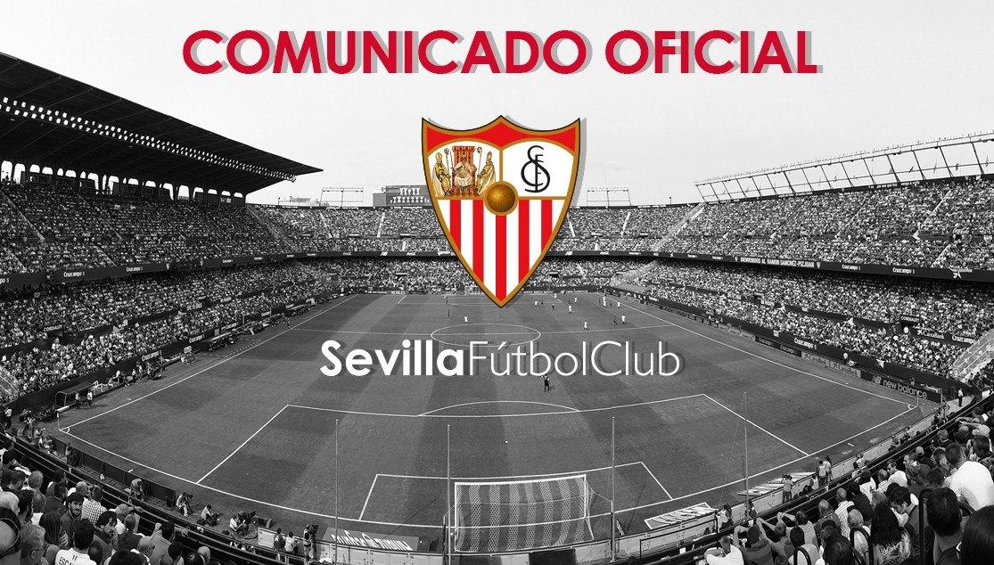 Sevilla FC Official Statement