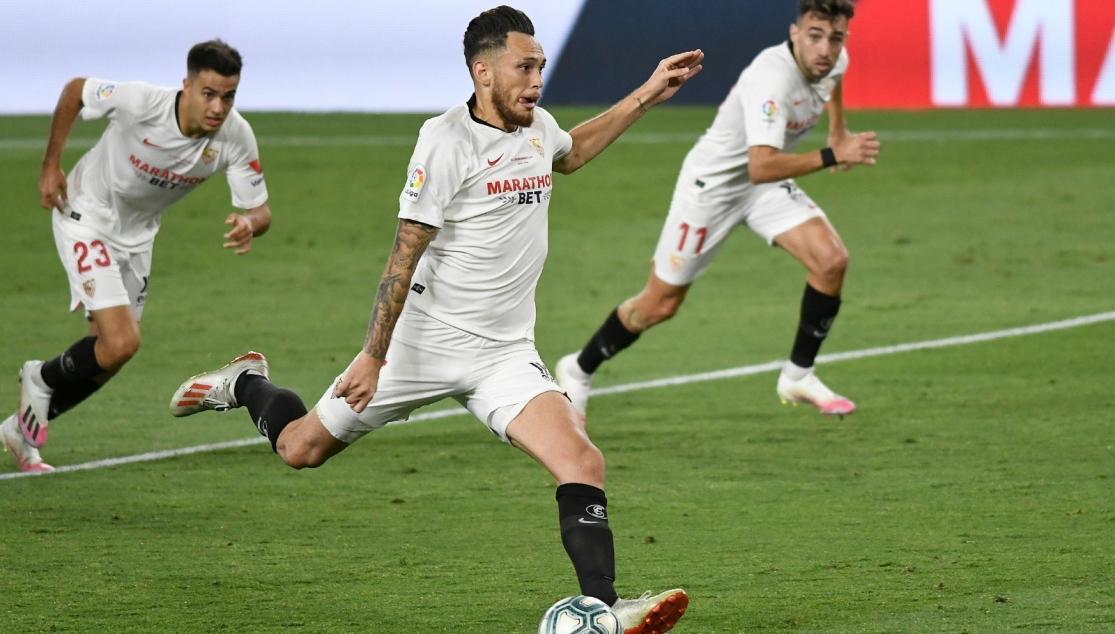 OCAMPOS, GOLEADOR DE NUEVO EN EL DERBI | SEVILLA FC