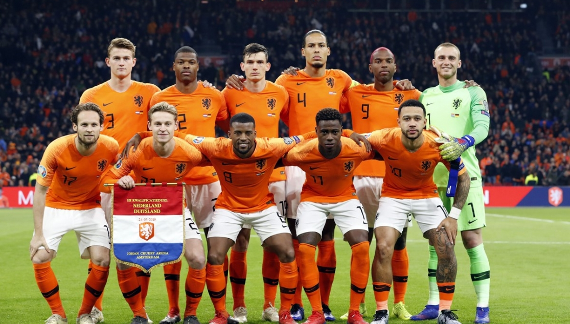 Promes with Holland