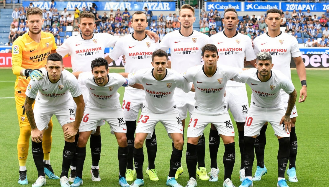 """Fernando: """"We've started very well but we have to keep up the good work""""   Sevilla  FC"""