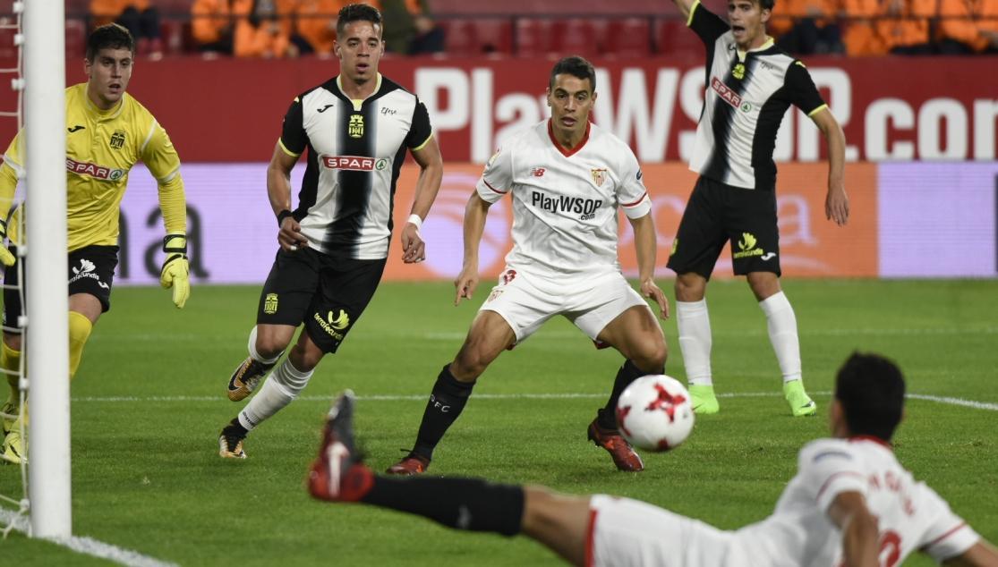 _DSC7533 CRÓNICA: Sevilla 4-0 Cartagena - Comunio-Biwenger