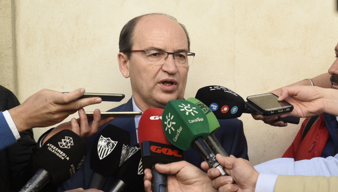 José Castro attended the media in San Benito