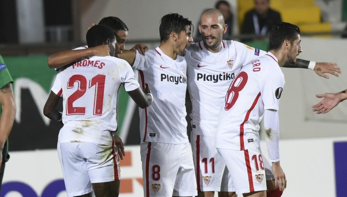 _JSP9816 CRÓNICA: Akhisar 2-3 Sevilla - Comunio-Biwenger