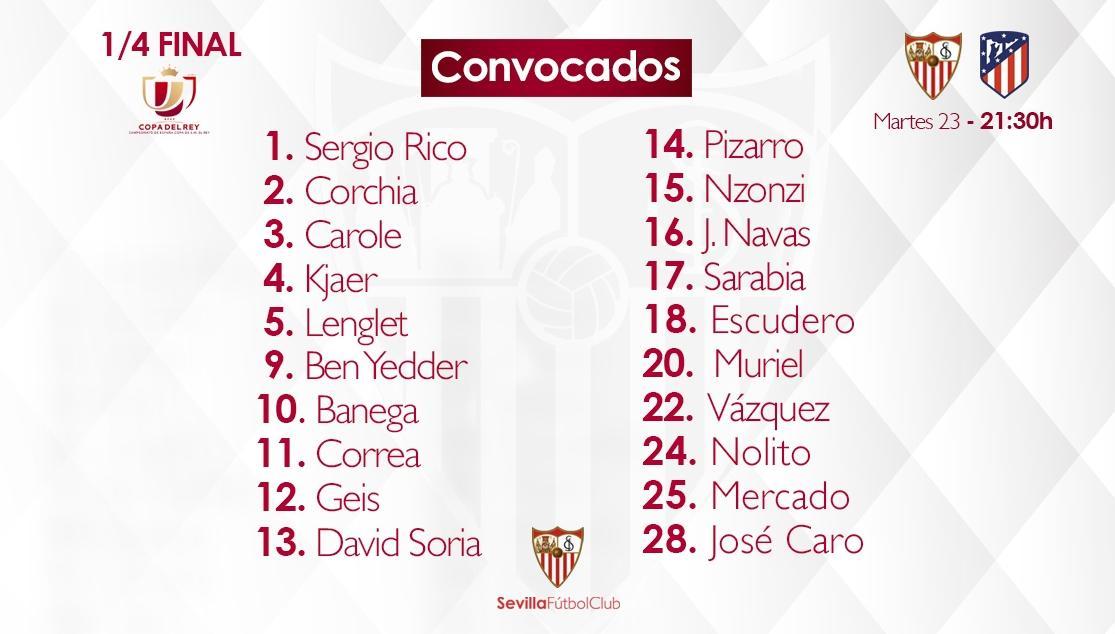 atletico_vuelta_CONVOCADOS Kjaer entra en una lista de 20 para recibir al Atlético de Madrid - Comunio-Biwenger