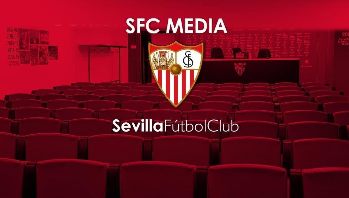 Información medios del Sevilla FC TV