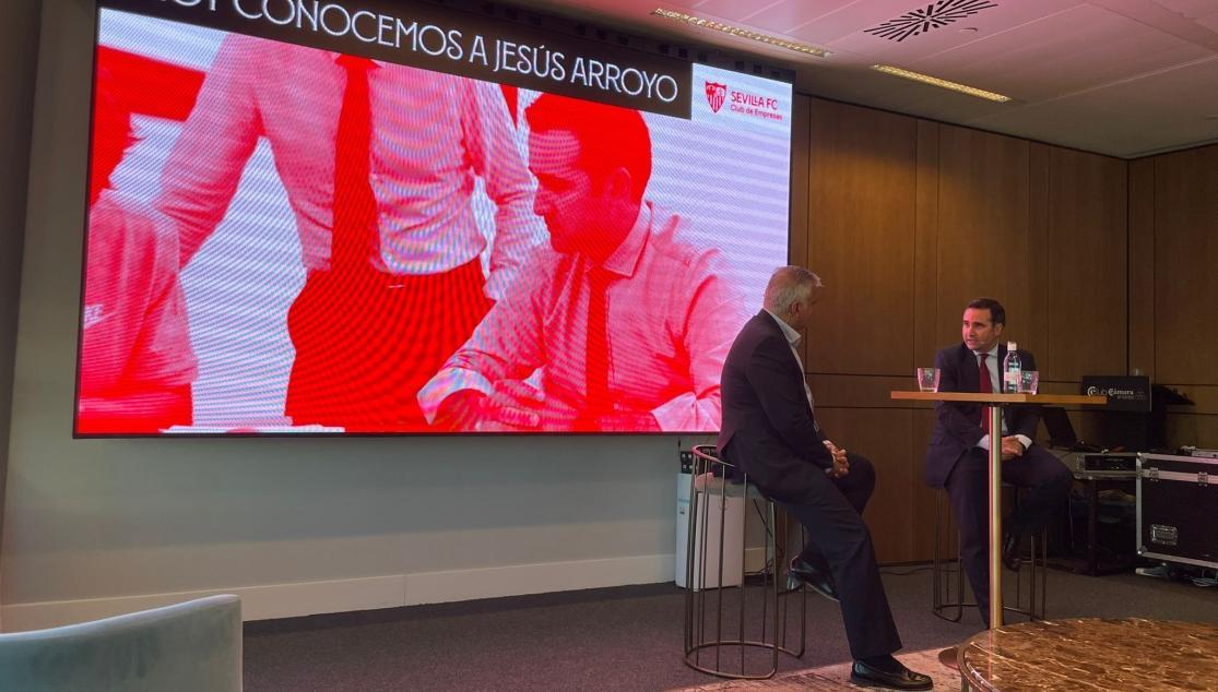 EL SUBDIRECTOR GENERAL JESÚS ARROYO, PROTAGONISTA EN UN NUEVO EVENTO DEL CLUB DE EMPRESAS