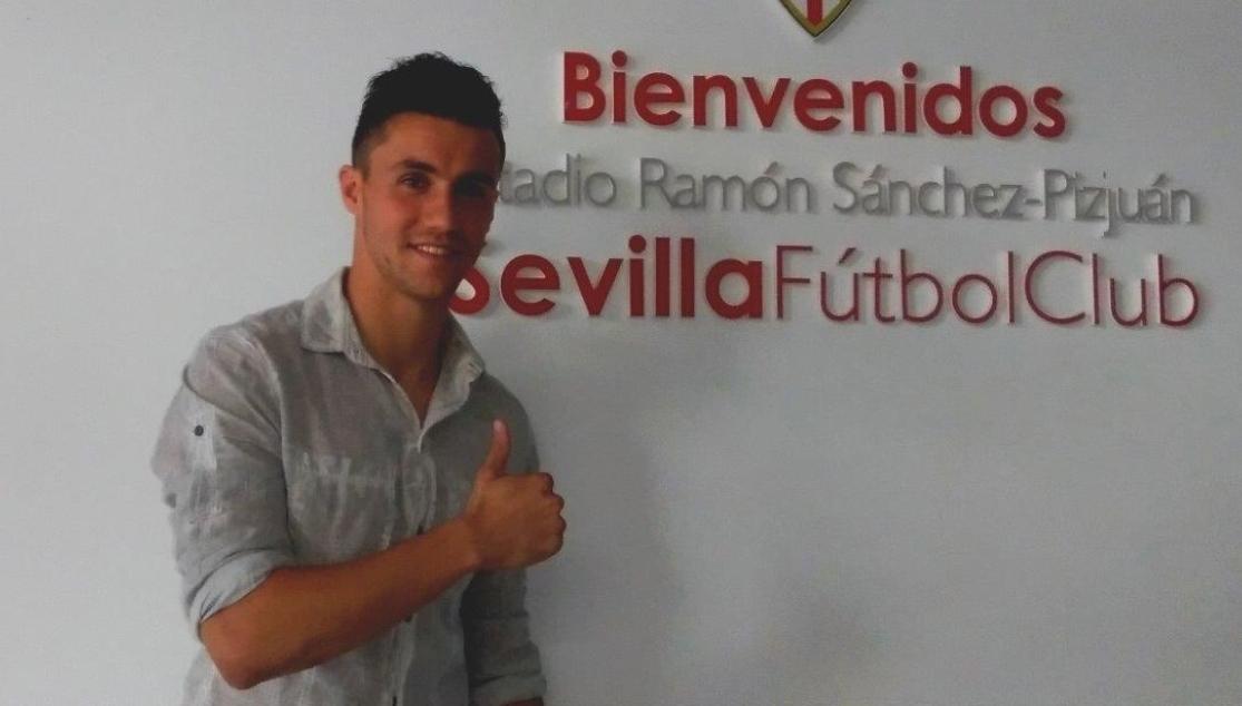 corchia Corchia firma 4 años con el Sevilla - Comunio-Biwenger