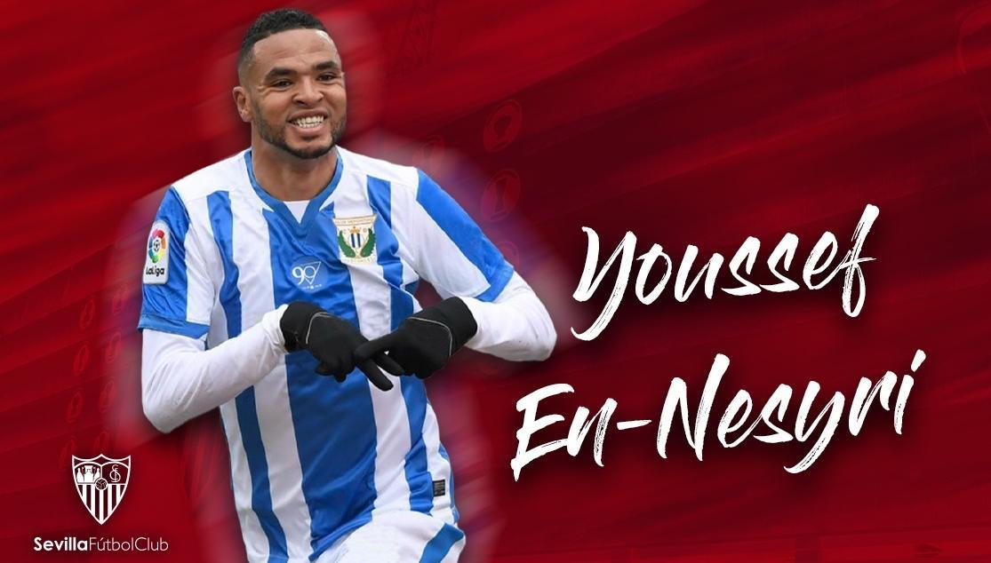 en_nesyri2 En-Nesyri ya es jugador del Sevilla - Comunio-Biwenger