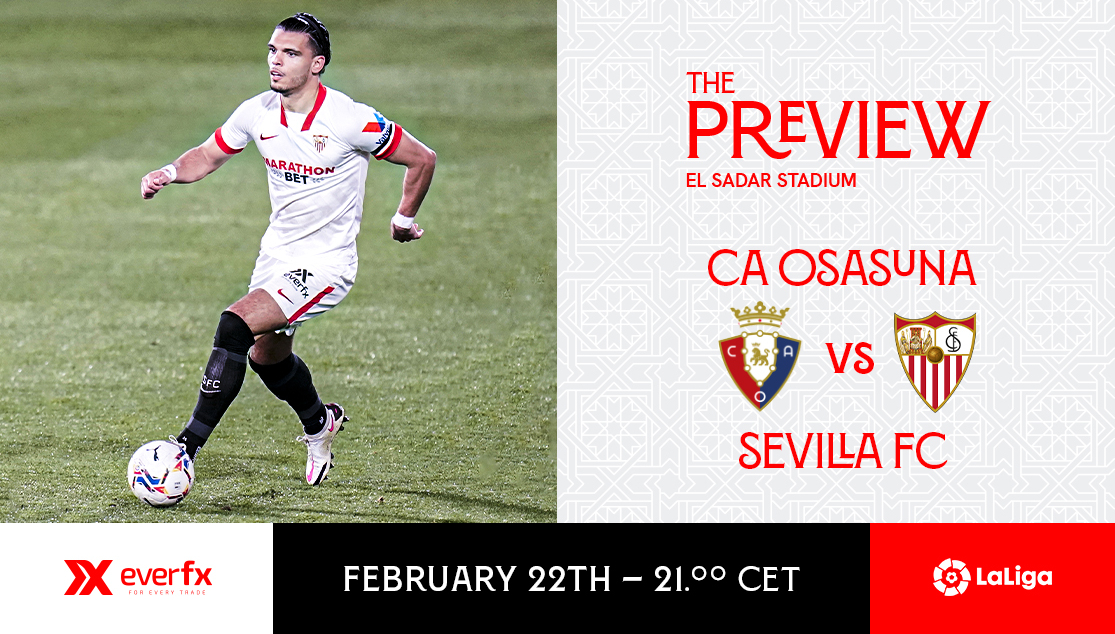 Preview: CA Osasuna vs Sevilla FC