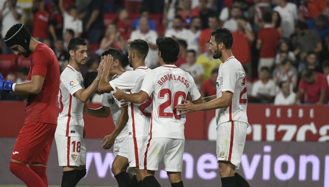 Ujpest FC - Sevilla FC