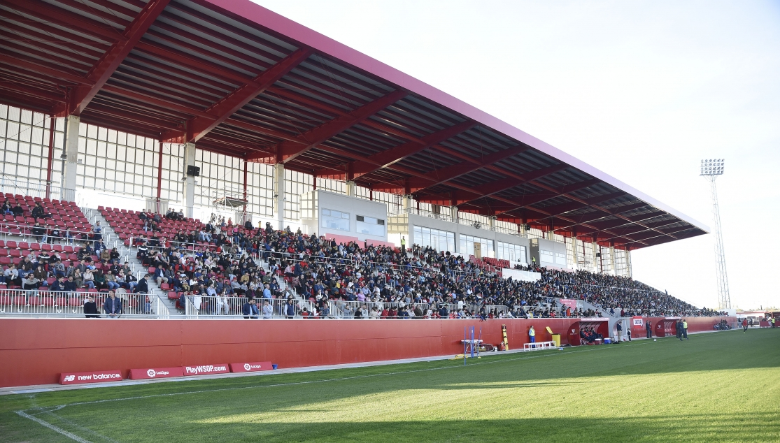 Estadio Jesús Navas in the Ciudad Deportiva