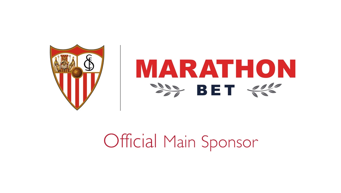 Marathonbet, new main sponsor