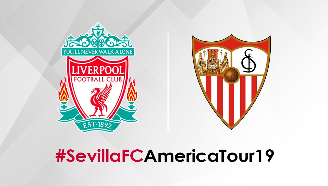 Sevilla FC will play Liverpool in Boston
