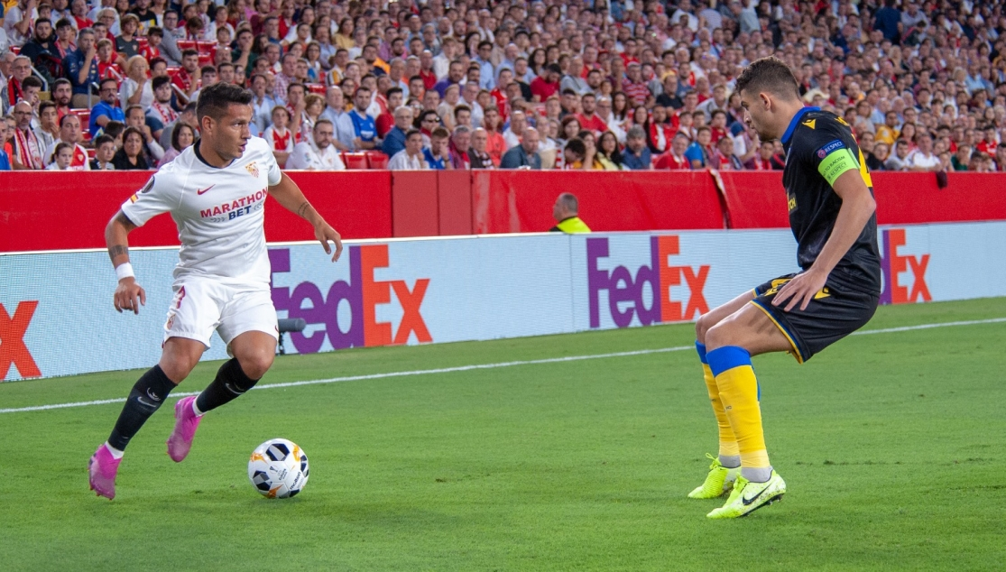 Rony Lopes in action against Apoel